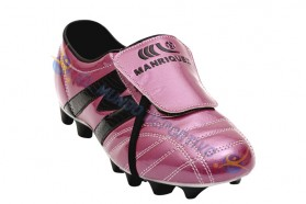 Soccer Shoes MANRIQUEZ Mercury Fucsia