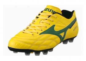 Soccer shoes Mizuno MD yELLOW