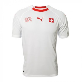 Jersey Switzerland Puma Away 2018