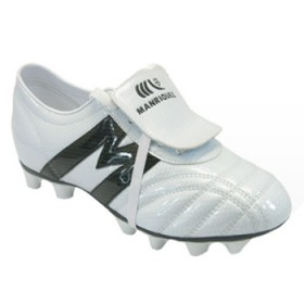 Soccer Shoes MANRIQUEZ Mercury Black