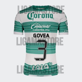 Jersey Santos Charly Home 2020/21 Govea