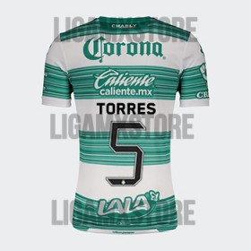 Jersey Santos Charly Home 2020/21 Torres