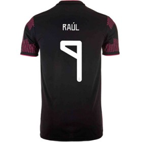 Jersey Mexico Home adidas 2021 Raul