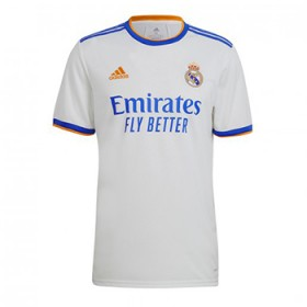 Jersey Real Madrid Home 2021/22 Adidas