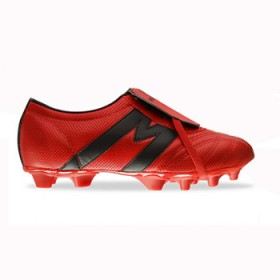 Soccer Shoes MANRIQUEZ MID Plus SX Red 2019
