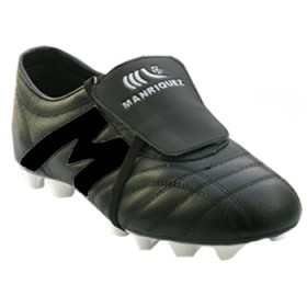 Zapato soccer MANRIQUEZ MID total  Negro
