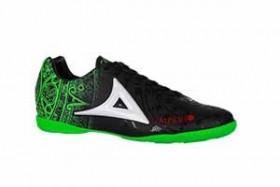 Zapato Soccer Pirma 597 negro y verde