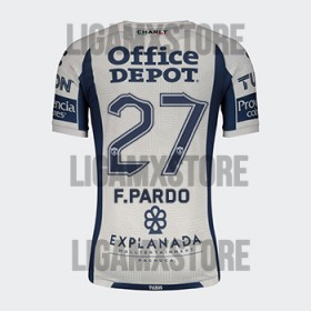 Jersey Pachuca  Home Charly 2020/21 Pardo