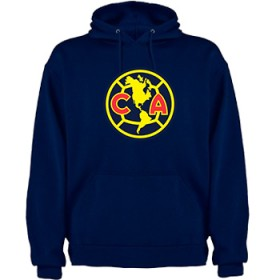 Hoodie Sweatshirt Club America 2021