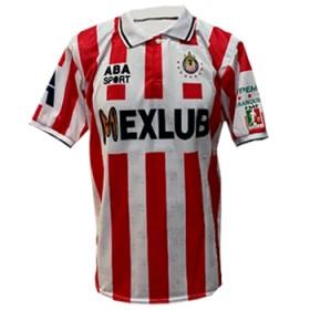 Jersey Chivas de Guadalajara Abasport 1997