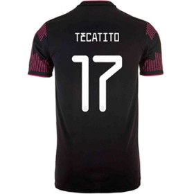 Jersey Mexico Home adidas 2021 Tecatito
