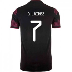 Jersey Mexico Home adidas 2021 Lainez